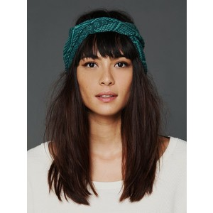 Free People Diamond Jacquard Twist Headwrap$28